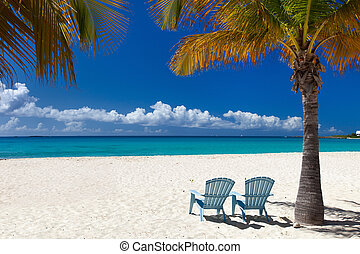Beautiful Caribbean beach - Perfect Caribbean beach on...