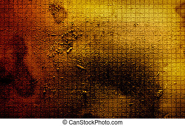Bronze texture - Aged texture with light effects. Abstract...