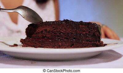 Delicious Sacher Torte