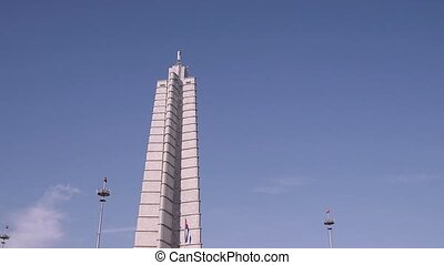 Havana, Plaza de la Revolucion - Tourism and travel: Cuba,...