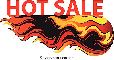 A big hot sale