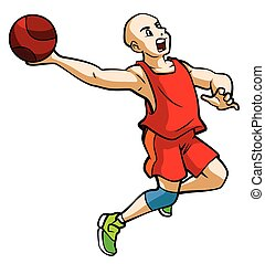 Basket Ball Player