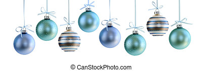 Christmas ornaments - Various Christmas decoration hanging...