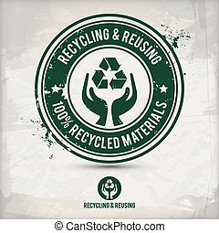 recycling and reusing - alternative recycling and reusing...