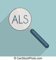Amyotrophic lateral sclerosis - ALS