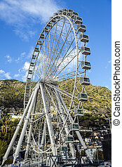 Ferris Wheel at Andorra la Vella Andorra - Ferris Wheel at...