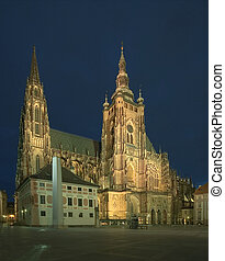 cathedral of st.Vitus