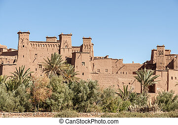 The Casbah of Ait Benhaddou, Morocco