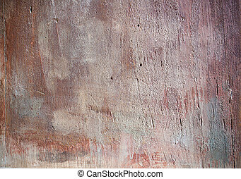Old wood background - Old grunge wooden wall planks...