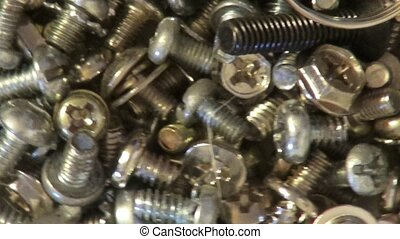 Screws, Nuts, Bolts, Nails