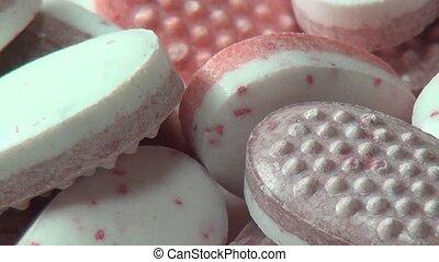 Mint Candy, Sweets, Sugar, Treats