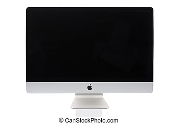 iMac desktop computer, model 2013 - New iMac desktop...