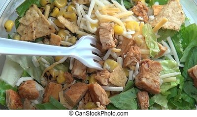 Chicken Salads, Vegetables, Foods