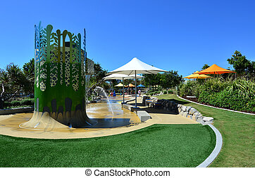 Broadwater Parklands - Gold Coast Australia - GOLD COAST-...