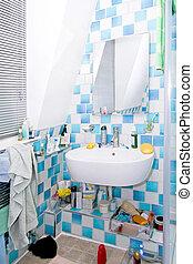 My lavatory