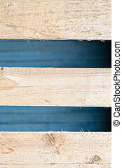 Horisontal wood or wooden boards texture for any of your...