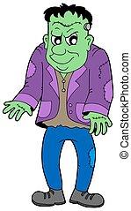 caricatura, Frankenstein