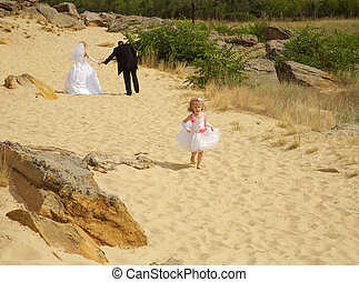 Family - Day of wedding the most solemn and unforgettable in...