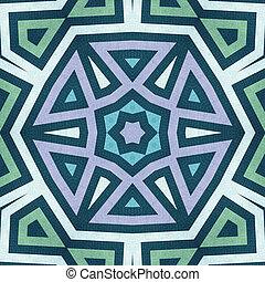 keltisch, Stil, Dekoration,