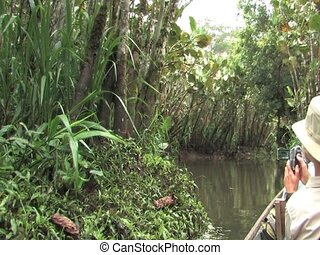 Amazon rivers - Canoeing the Amazon rivers