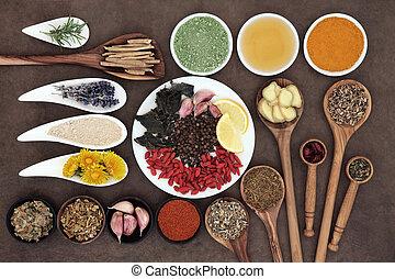 Immune Boosting Superfood - immune, boosting, food,...