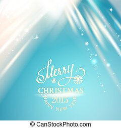 Merry Christmas - Merry Christmas Card and Happy New Year...