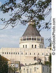 Nazareth - The Church of the Annunciation, sometimes also...