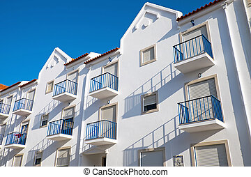 Tourist flats in Portugal - A building with tourist flats...