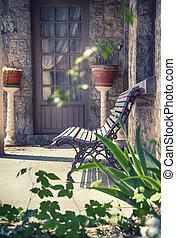 spring home garden