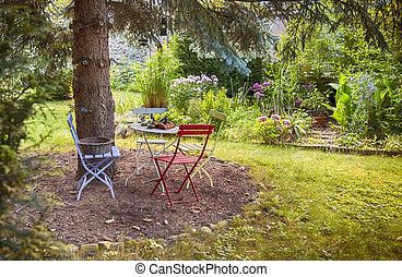 France home garden - domestic life of France home garden
