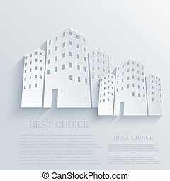 vector real estate background