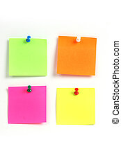 note pad - reminder note pad