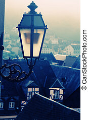 Old Town of Cochem, Germany