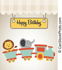 happy birthday design - happy birthday graphic design ,...