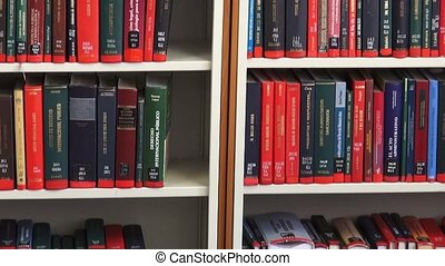 Books, Bookshelf, Reading, Learning, Education