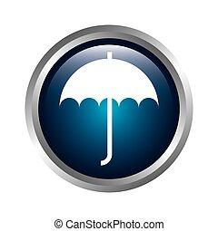 umbrella design - umbrella graphic design , vector...