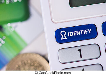 credit or debit card protection concept