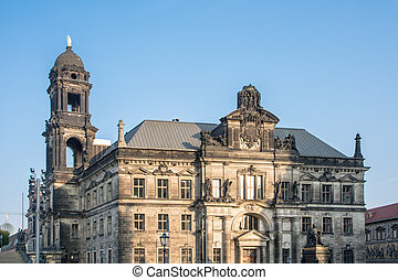 Historic Dresden - Historic Buildings in Dresden (Saxony)