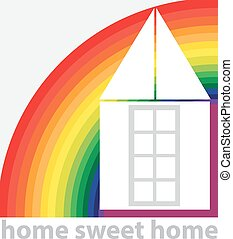 Home sweet home the house of your dreams