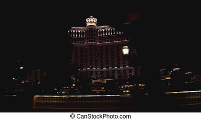 Bellagio driveby - LS low angle drive-by of the Bellagio...