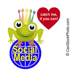 Catch me if you can - People in Social Media are longing for...