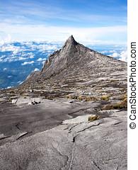 Mount Kinabalu, Sabah, Malaysia - Mount Kinabalu, the...