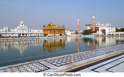 Amritsar - city named Amritsar in India