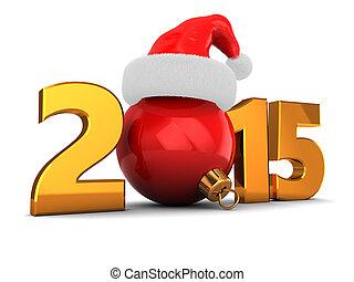 2015, nowy, rok,