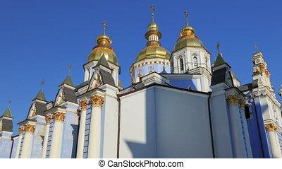 4K Saint Michael's cathedral - 4K Saint Michael's...