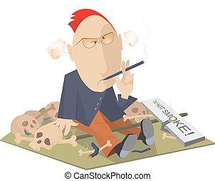 Smoking is killing