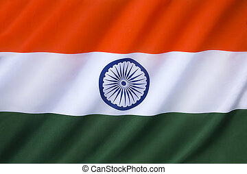 Flag of India - The National Flag of India - It was adopted...