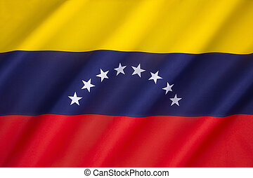 Flag of Venezuela - was introduced in 2006. The basic design...
