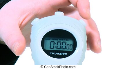 Stop watch -1