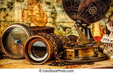 Vintage still life - Vintage grunge still life Vintage items...